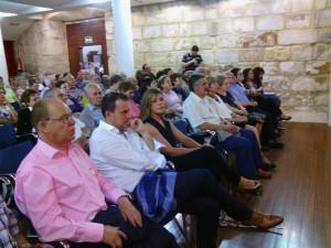 Ciudadanos concejales en homenaje Hilario Tundidor (22-06-2015)