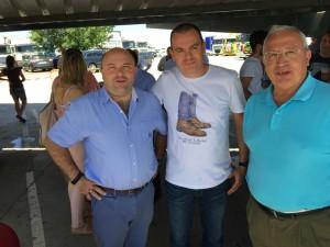 Ciudadanos concejal celebración San Cristóbal (11-07-2015)