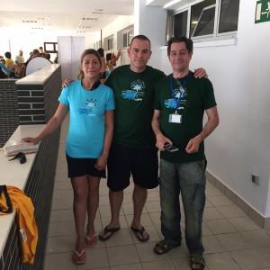 Ciudadanos concejales actos solidario contra esclerosis (19-07-2015)