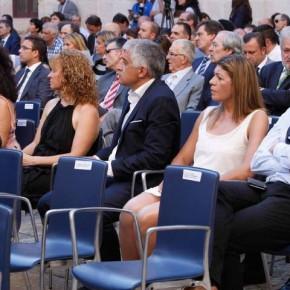 Ciudadanos en la XXII edición de los Cecale de Oro celebrada en Zamora