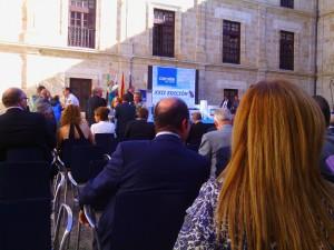 Ciudadanos concejales en Cecale de Oro (9-07-2015)
