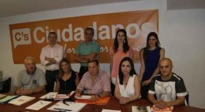 Ciudadanos nueva junta directiva para blog (08-07-2015)