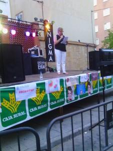 Ciudadanos concejales fiestas de Los bloques (06-8-2015)