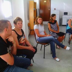 Ciudadanos escucha las reivindicaciones del barrio de Alviar