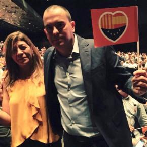 Miembros de Ciudadanos Zamora viajan a Barcelona para apoyar a Inés Arrimadas y Albert Rivera