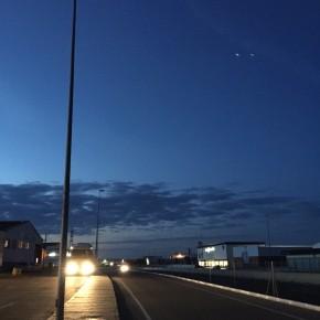 Ciudadanos denuncia falta de iluminación pública en el corredor de Roales del Pan