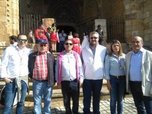 Ciudadanos Zamora en La Hiniesta (para blog)