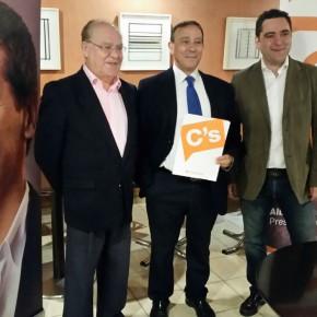 José Antonio Lera y Anastasio Hidalgo se incorporan a la directiva de Ciudadanos Zamora