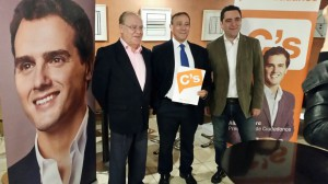 Ciudadanos Zamora nuevos miembros directiva (17-04-2016)