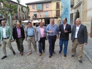Ciudadanos Zamora visita Aqua (para blog)