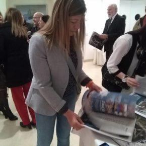 Ciudadanos asiste a la presentación de la revista IV Estación