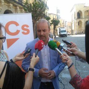 Ciudadanos urge a la Junta a informar sobre el proyecto de arreglo de la carretera de Porto y las fases para su adecuación
