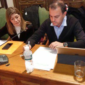 """Francisco José Requejo: """"Nuestro acuerdo presupuestario está sirviendo para la recuperación de infraestructuras como las aceñas de Cabañales"""""""