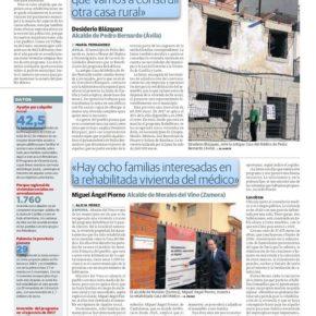 Ciudadanos impulsa la rehabilitación de viviendas en Morales del Vino
