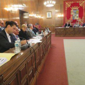 El pleno de la Diputación respalda por unanimidad la moción de Cs para aumentar la seguridad en la red de carreteras que atraviesa la provincia