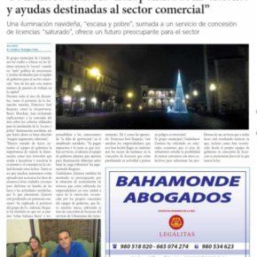 """Cs critica la """"nula política"""" de inversiones y ayudas municipales para los emprendores"""