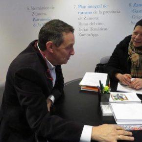 Ciudadanos recaba el apoyo de Zamora 10 para que la ciudad presente su candidatura como sede de los 'World Cheese Awards'