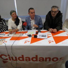 """Francisco José Requejo, portavoz de Cs: """"Estamos hartos de la pasividad del equipo de gobierno en el asunto del botellón de Semana Santa"""""""
