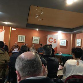 Ciudadanos inicia un plan de difusión del proyecto naranja en Zamora con una carpa informativa el próximo domingo