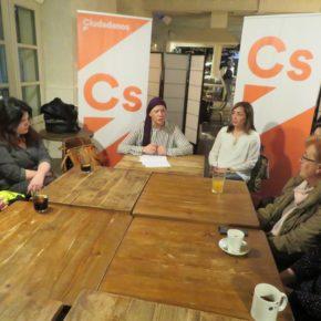 Ciudadanos Zamora celebró una mesa de debate en el Día Internacional de la Mujer para abordar la discriminación y las políticas de igualdad