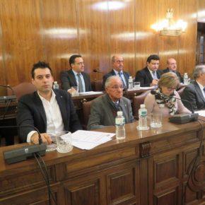 Cs pide a la Diputación que realice jornadas de formación en el mundo rural sobre el funcionamiento y uso de la sede electrónica