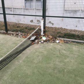 Ciudadanos presenta una propuesta para reconvertir las pistas de pádel de Peña Trevinca en pistas de fútbol 3x3
