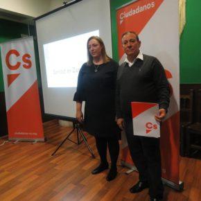 Ciudadanos Zamora trató los recortes sanitarios en un encuentro con afiliados y simpatizantes