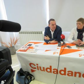 Ciudadanos pide el apoyo del pleno para crear una subvención que impulse la innovación y ampliación del pequeño comercio