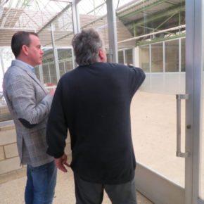 Ciudadanos visitó Los Llanos para conocer las actuaciones urgentes en las que invertir los 50.000 euros consignados en Presupuestos a petición de la formación naranja