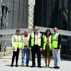 """Luis Fuentes: """"El futuro del sector agrario pasa por fortalecer el cooperativismo e impulsar el I+D"""""""