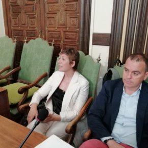 Ciudadanos recuerda a la Subdelegación su compromiso con el arreglo de las aceras de Cardenal Cisneros