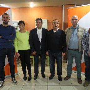 Cs presenta su nuevo grupo local en Fuentesaúco y prosigue su expansión y consolidación territorial