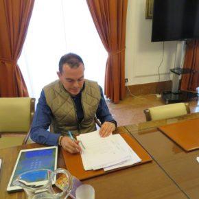 """Francisco Requejo, portavoz municipal de Cs, """"Estamos más cerca del no que de la abstención"""" en los presupuestos municipales"""