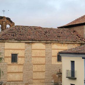 Ciudadanos Toro alerta sobre el estado ruinoso de la Iglesia de la Concepción