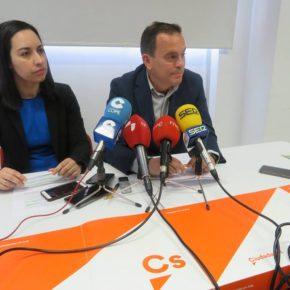 Ciudadanos presenta a Cruz Lucas como número 2 en la lista al Ayuntamiento de Zamora